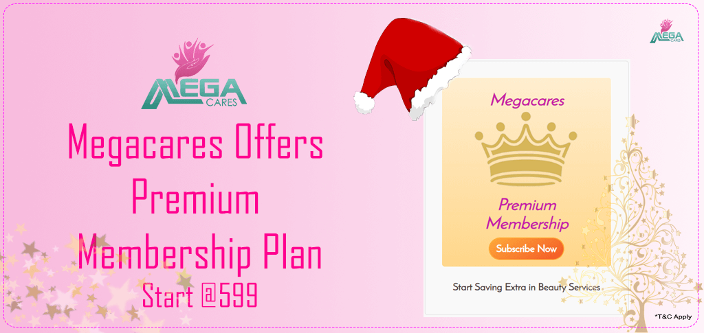 Megacares Membership banner